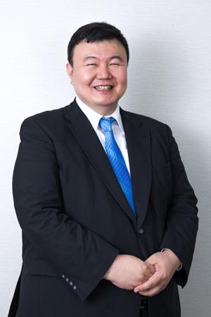 代表取締役社長 青山祐二郎